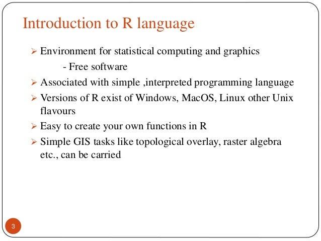 r spatial analysis tutorial