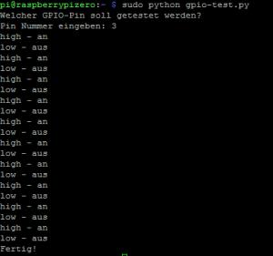 raspberry pi gpio python tutorial pdf