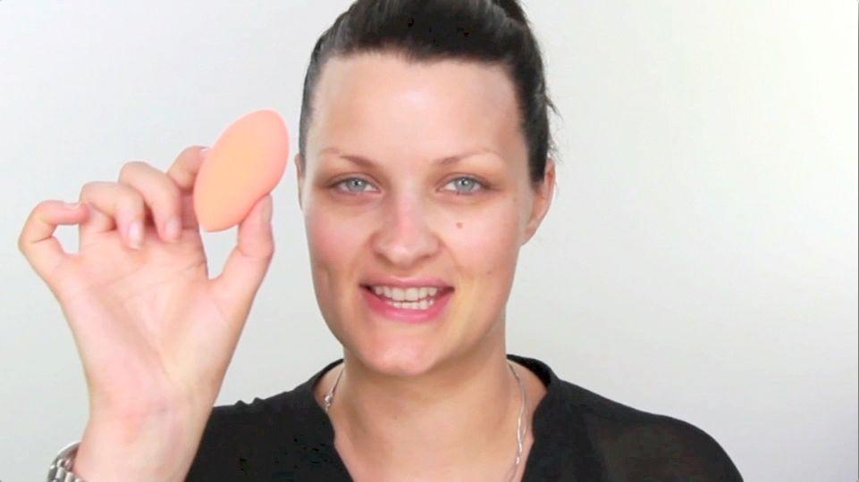 real techniques sponge tutorial