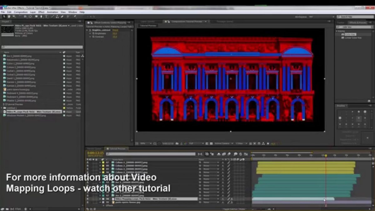 resolume projection mapping tutorial