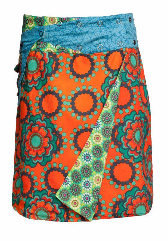 reversible wrap skirt tutorial