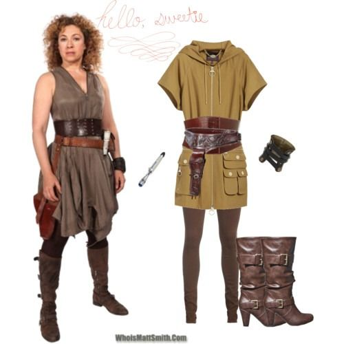 river song cosplay tutorial