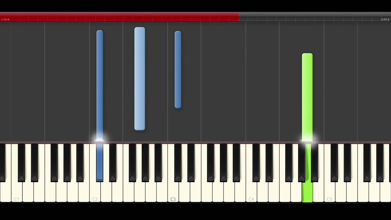 road to perdition piano tutorial