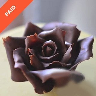 rose cake pops tutorial