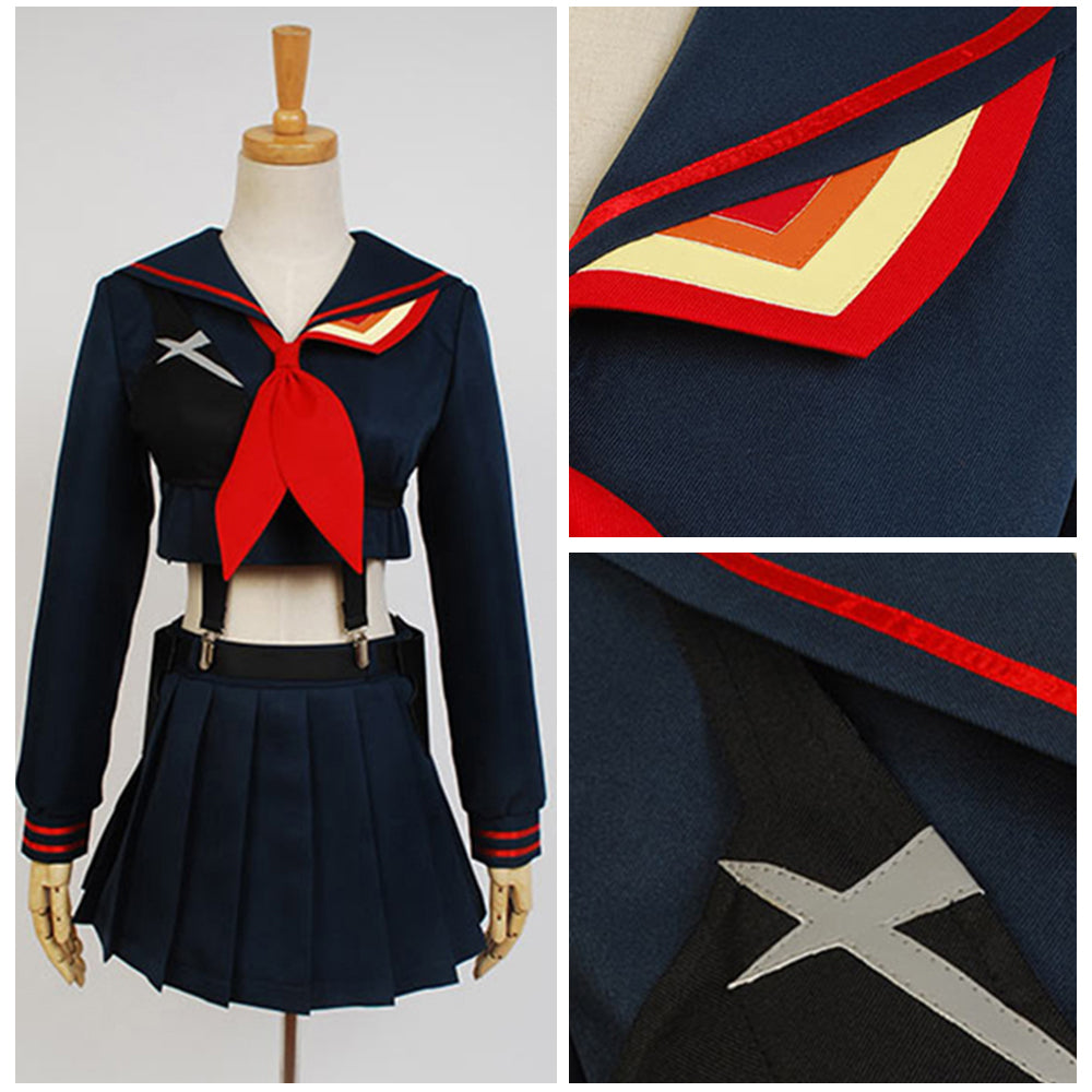 ryuko matoi cosplay tutorial