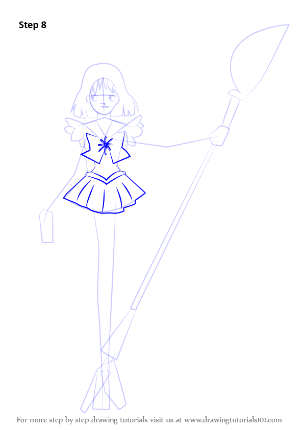 sailor saturn staff tutorial