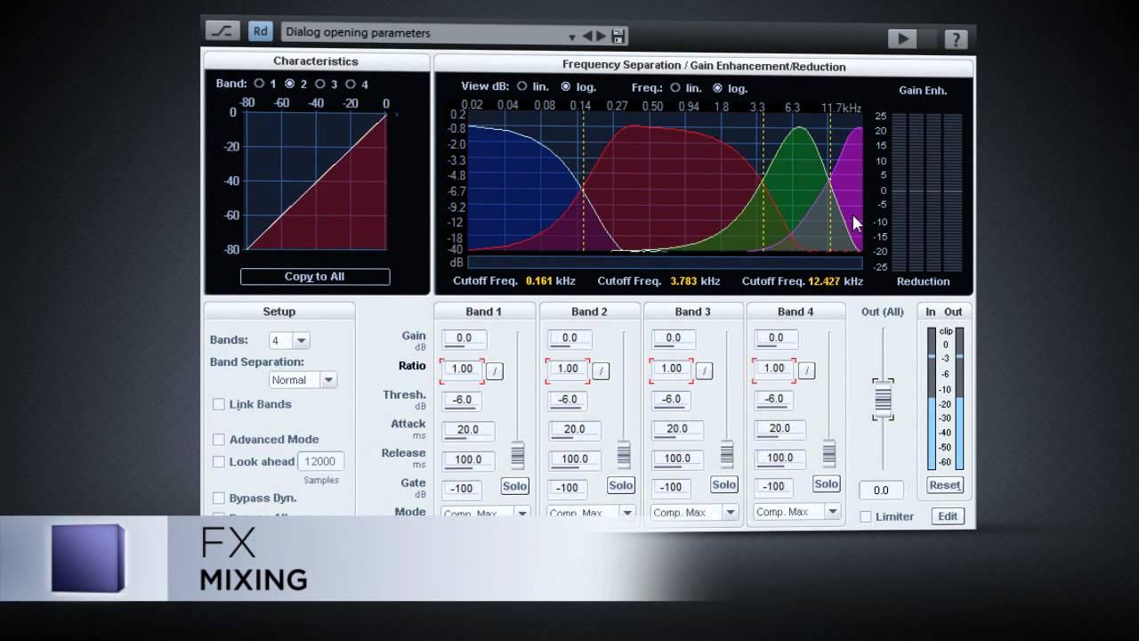 samplitude pro x suite tutorial