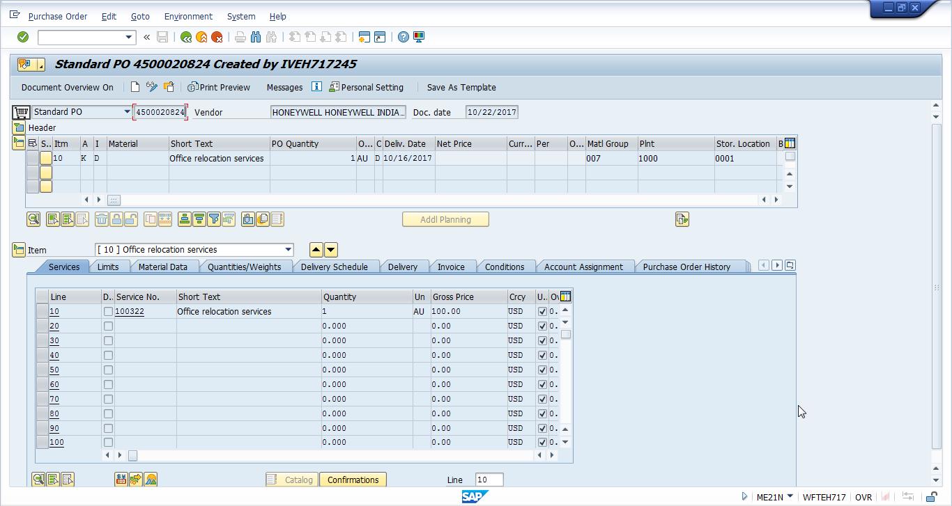 sap data services tutorial