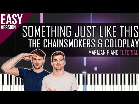 say something easy piano tutorial