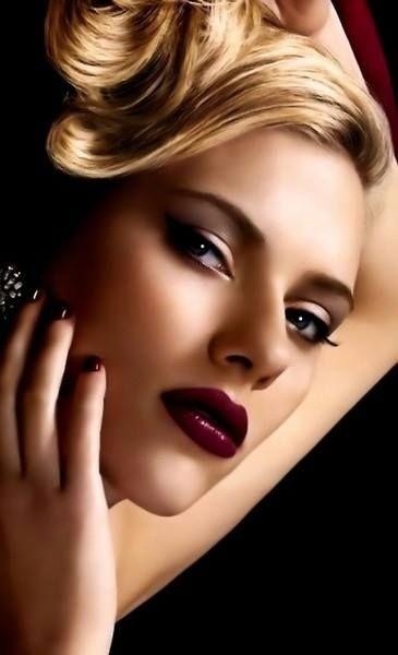 scarlett johansson makeup tutorial
