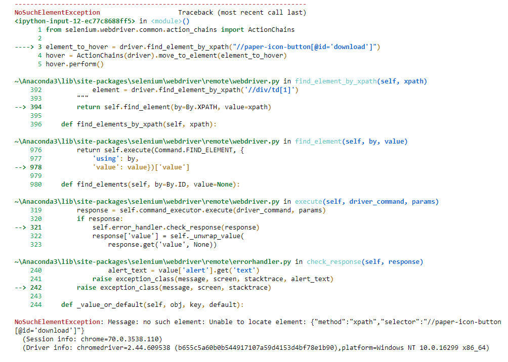 selenium python tutorial pdf
