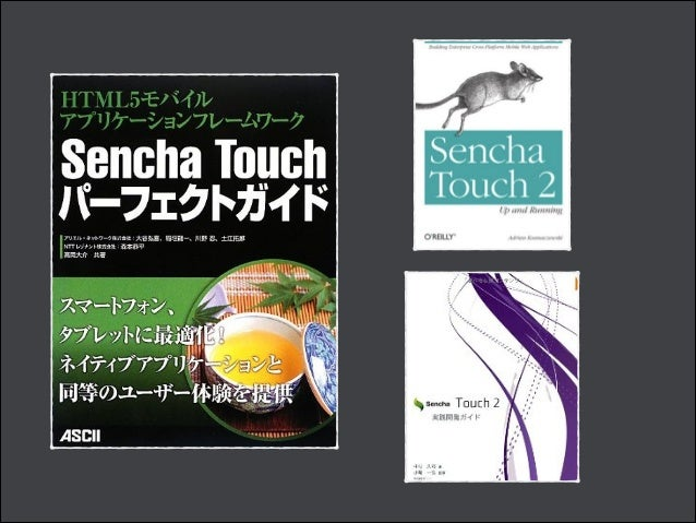 sencha touch tutorial for beginners