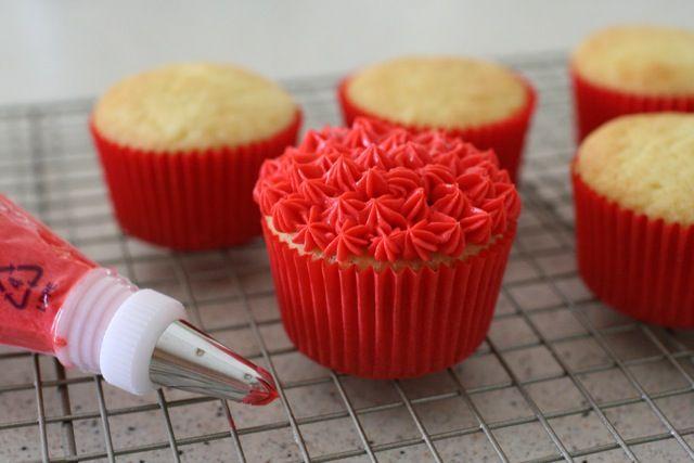 sesame street cupcake tutorial