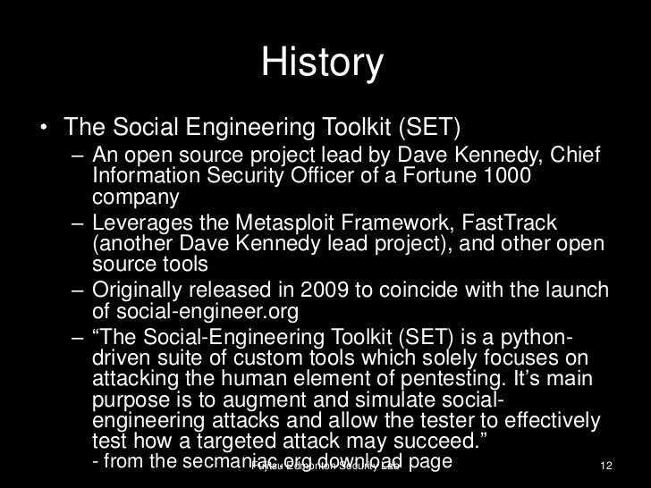 set social engineering toolkit tutorial