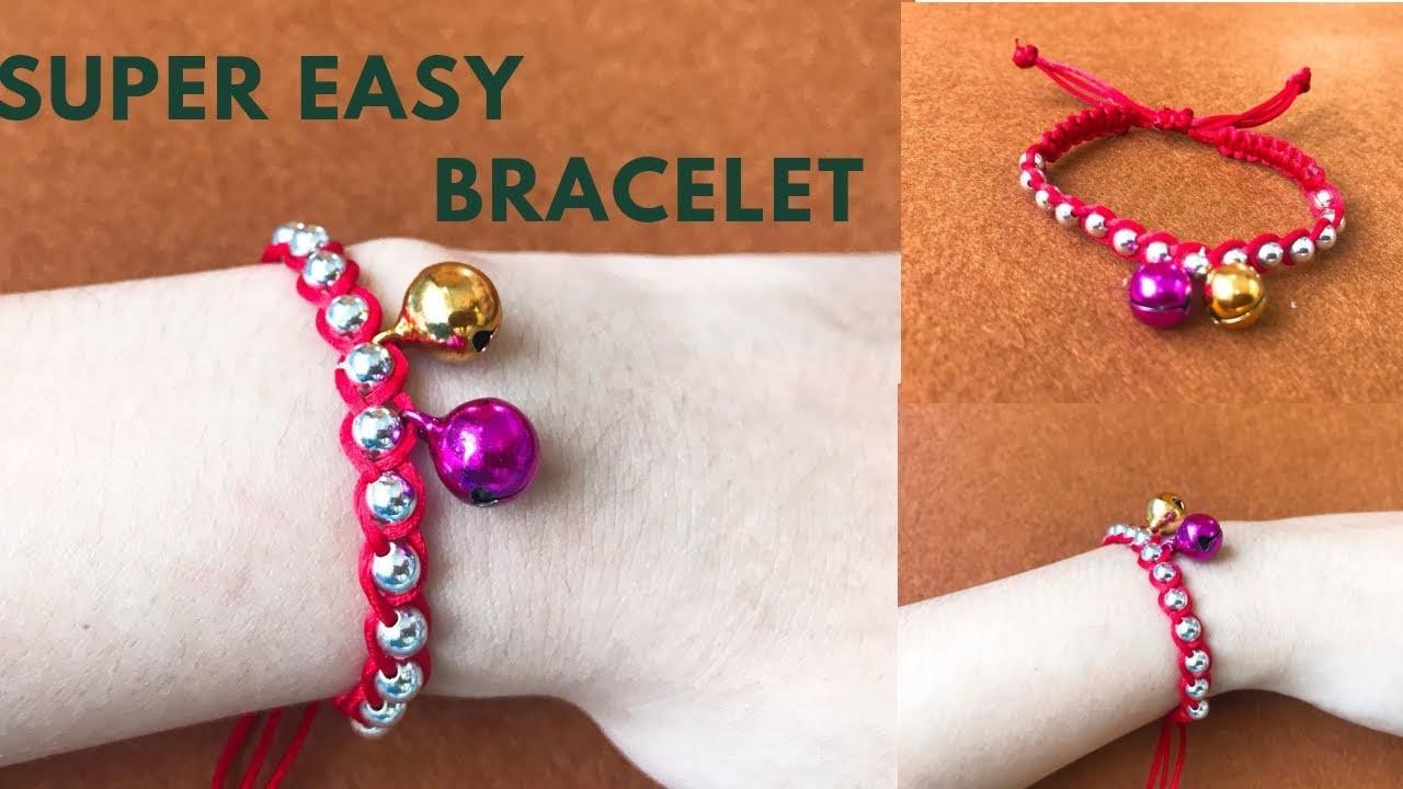 shamballa macrame bracelet tutorial