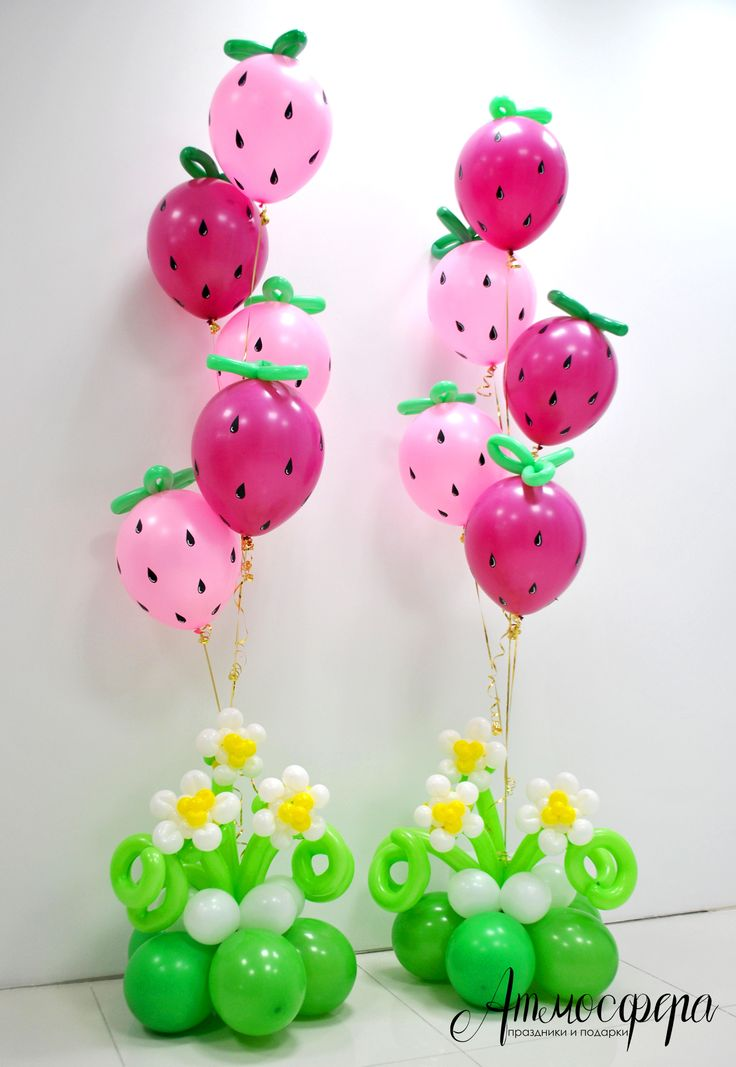 simple balloon decoration tutorial