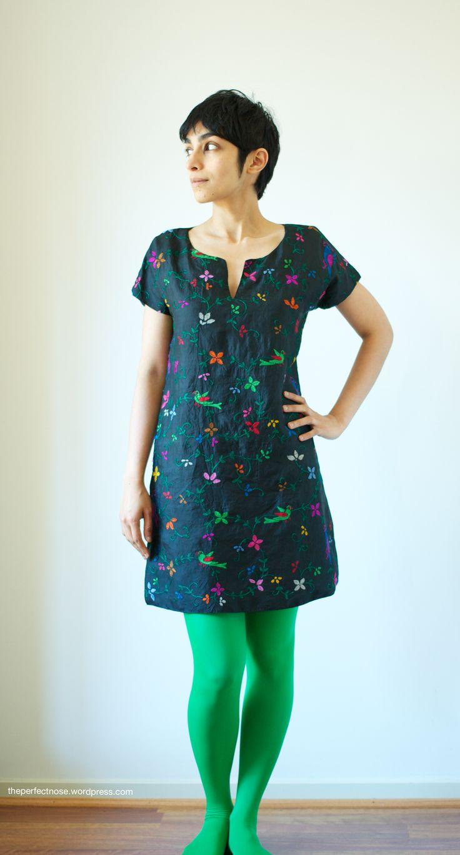 simple dress sewing tutorial