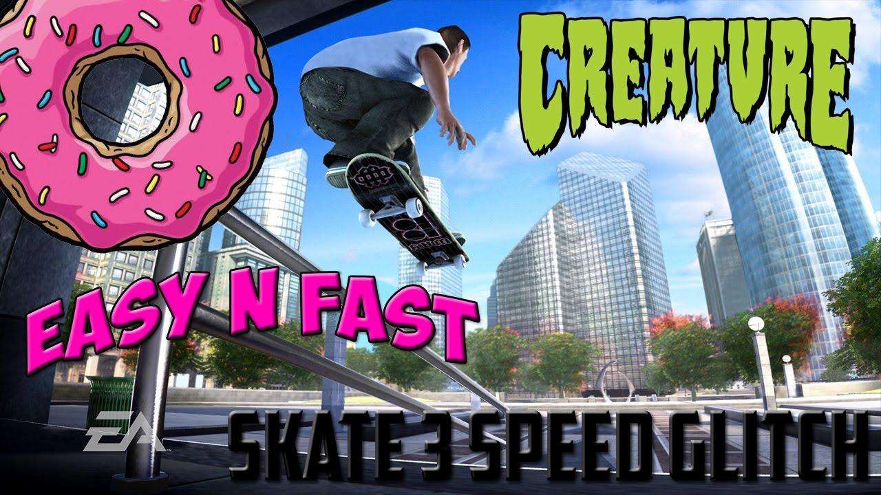 skate 3 glitch tutorial xbox 360