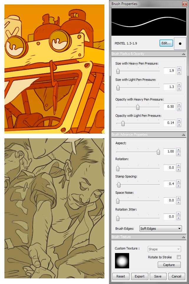 sketchbook pro painting tutorial