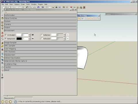 sketchup tutorial for beginners pdf