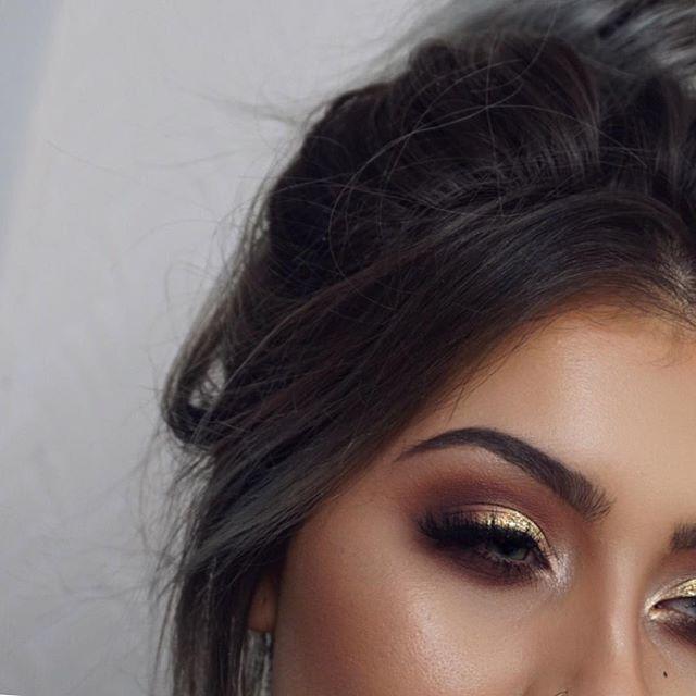 smokey makeup tutorial for green eyes