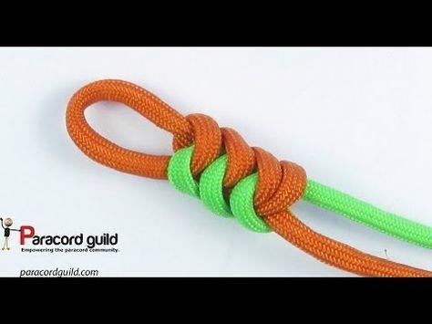 snake knot lanyard tutorial