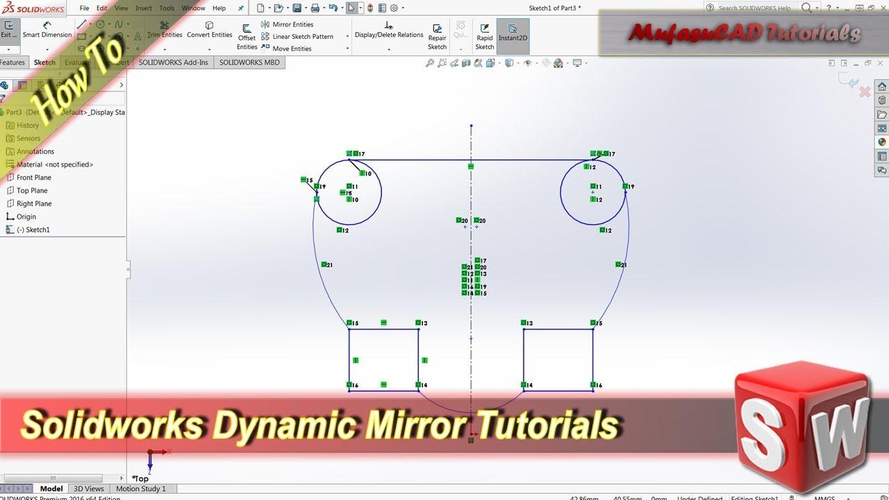 solidworks dynamic simulation tutorial