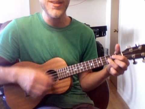 somewhere over the rainbow uke tutorial