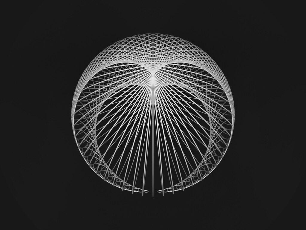 spirograph string art tutorial