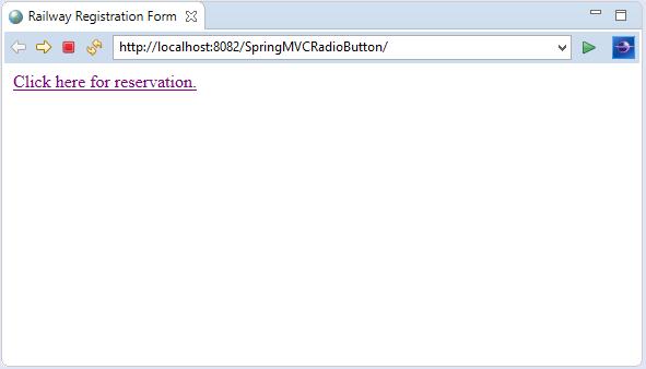 spring mvc tutorial point