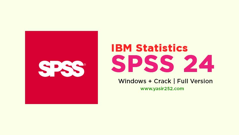 spss version 24 tutorial