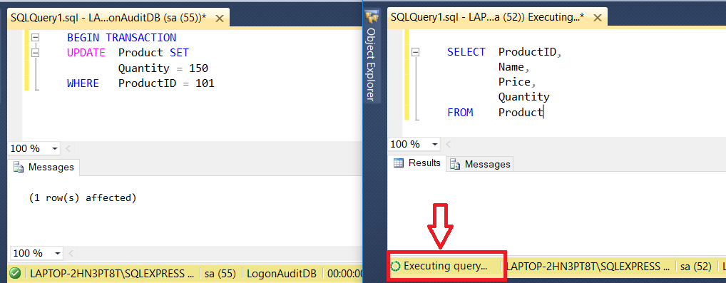 sql server tutorial with examples