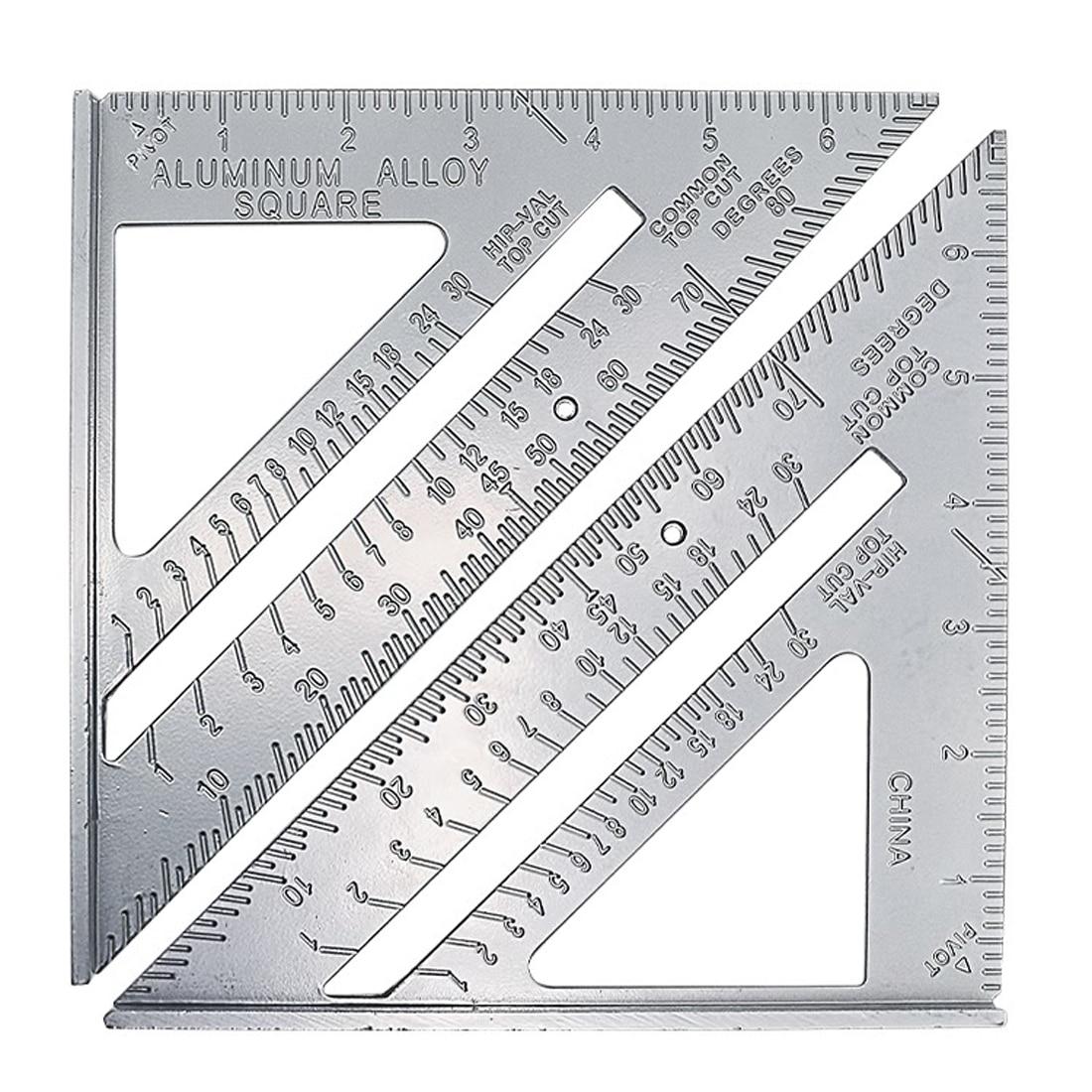 square in a square ruler tutorial