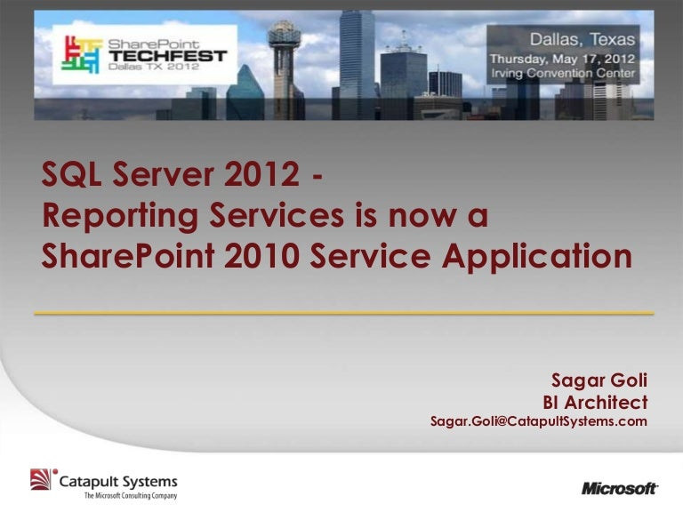 ssrs 2012 tutorial for beginners