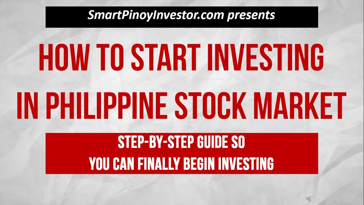 step by step stock trading tutorial