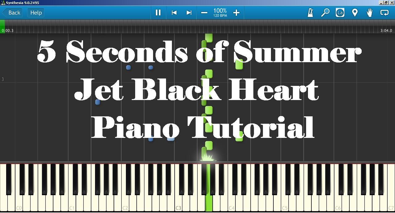 summer of 42 piano tutorial