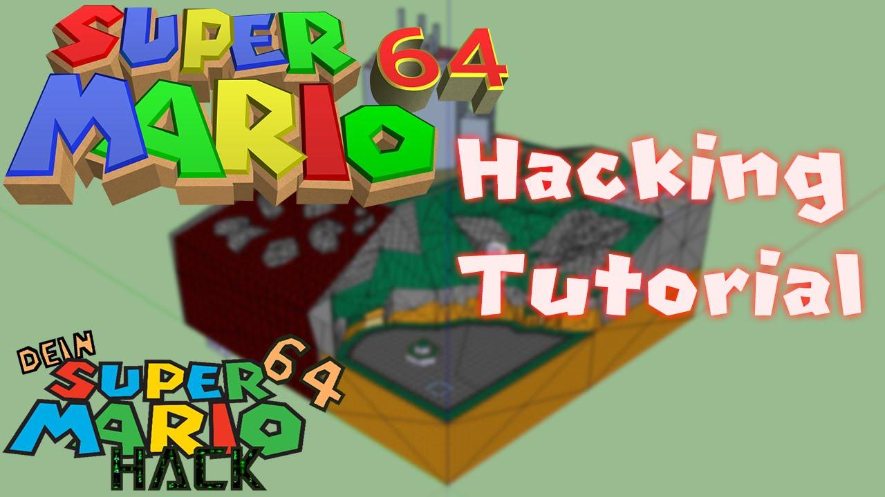 super mario 64 maker tutorial
