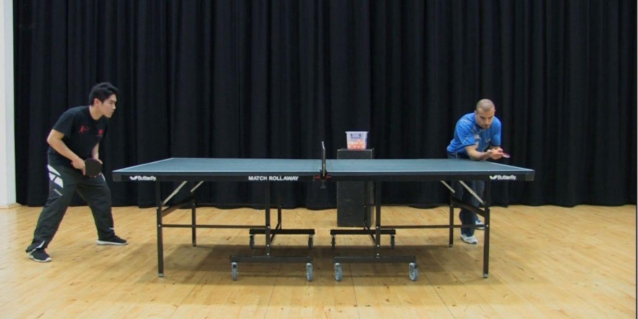 table tennis shots tutorial