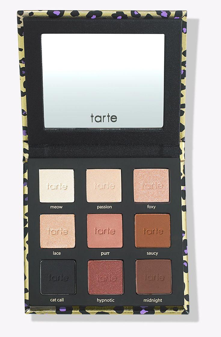 tarte eyeshadow palette tutorial