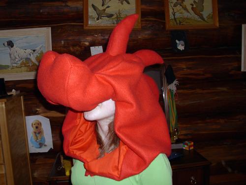 terezi dragon cape tutorial
