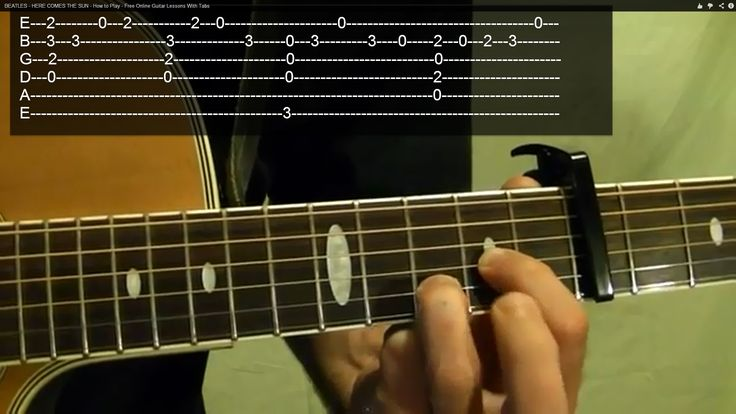 the lazy song guitar tutorial