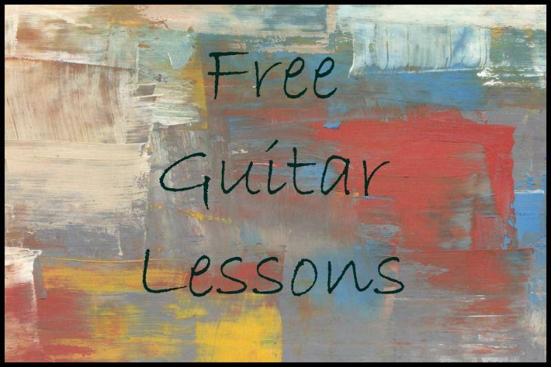 through it all guitar tutorial