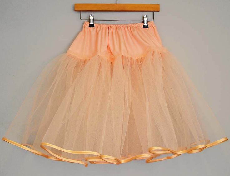 tiered tulle skirt tutorial