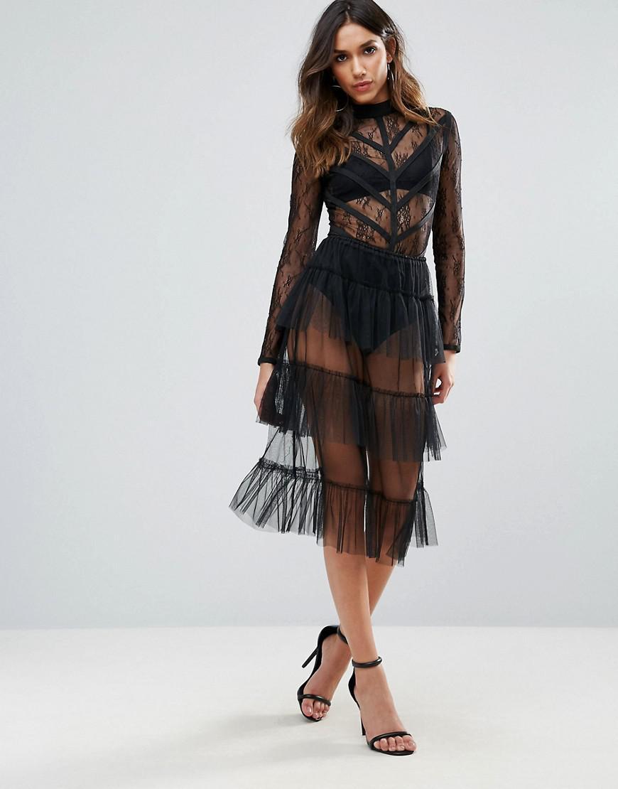 tiered tulle skirt tutorial