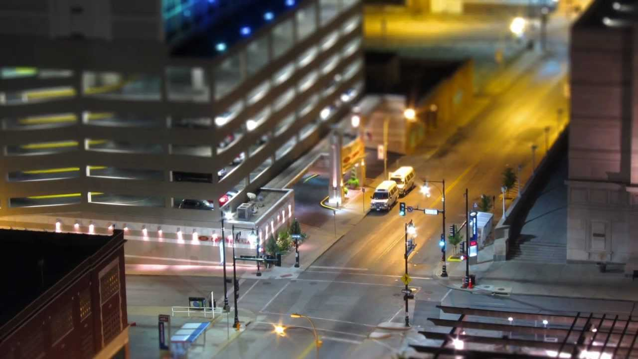 tilt shift timelapse tutorial