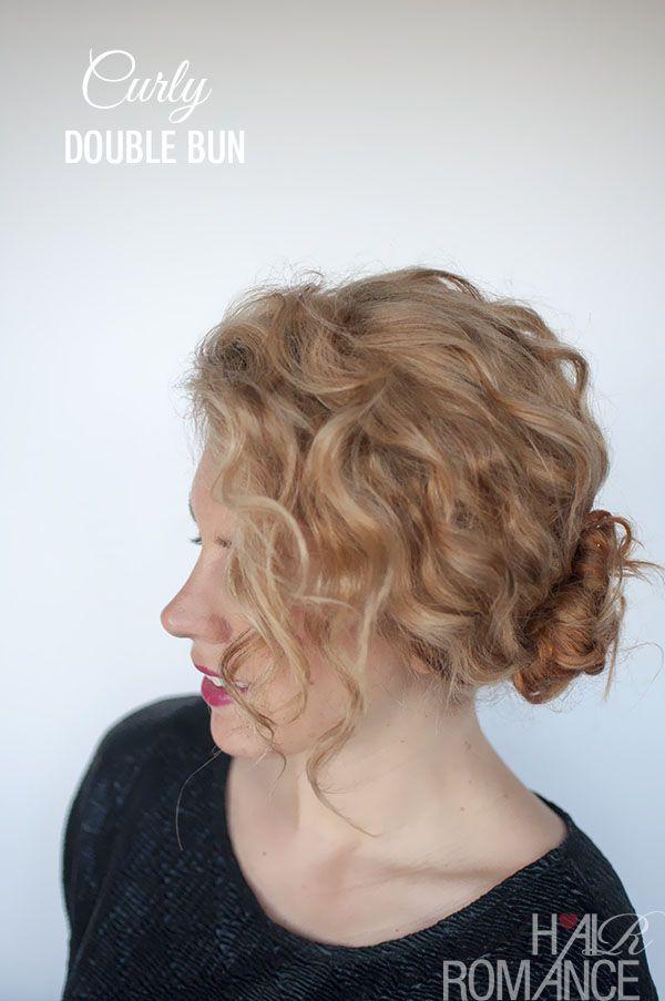 tousled wavy hair tutorial