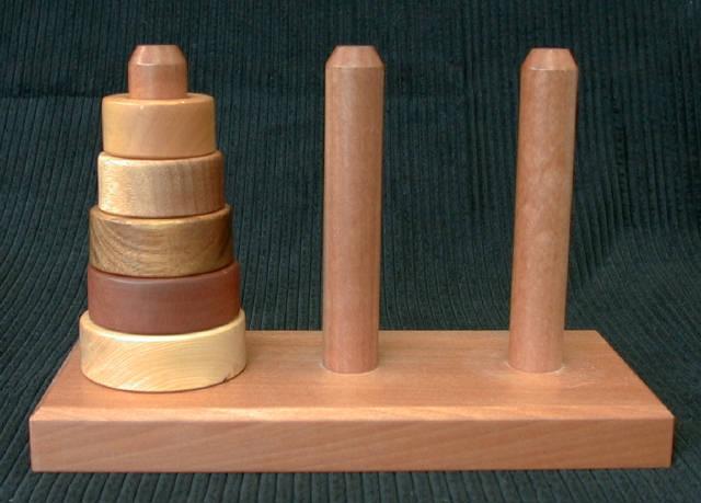 tower of hanoi tutorial