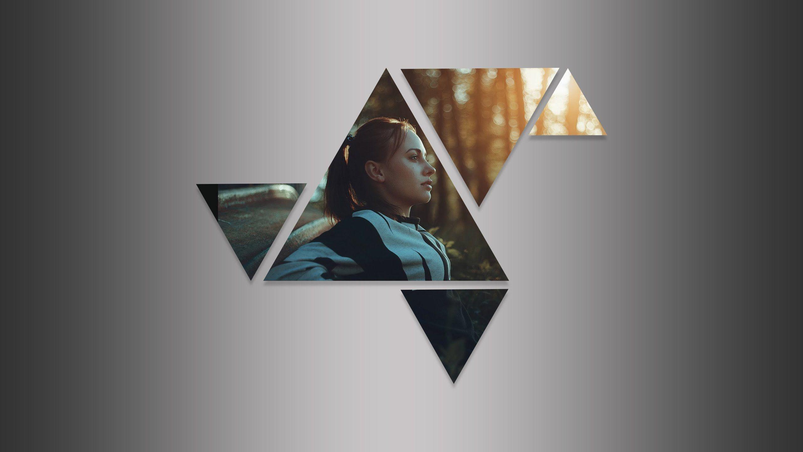 triangle pattern photoshop tutorial