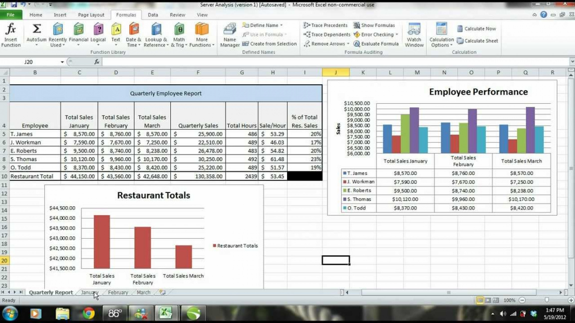 tutorial excel 2010 pdf