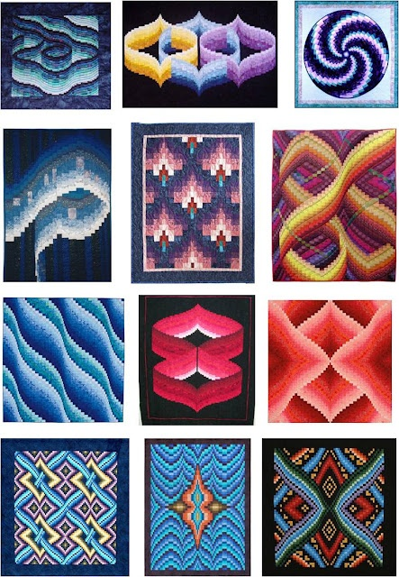 twisted bargello quilt tutorial